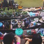 7 ตลาดน้ำทั่วไทย เที่ยวยกก๊วนชิม ช้อป กับครอบครัว